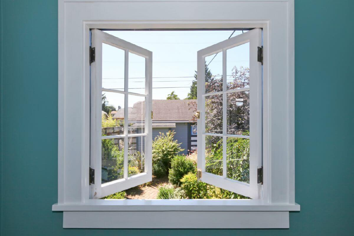 Aluminium Window Casement Shropshire