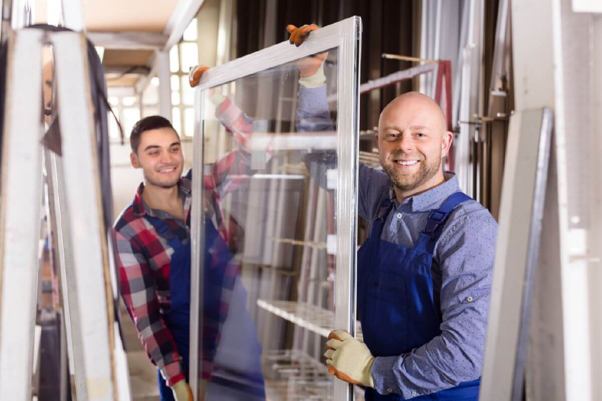 Aluminium Window Repairs Shropshire